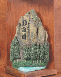 DAD ROCK Cap Panel