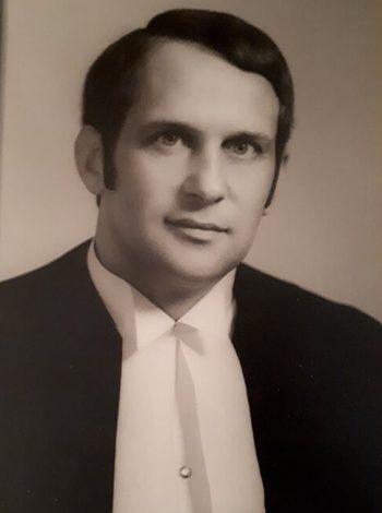 John Cochrane Sweetland B Sc Llb Q C Carnell S Funeral Home